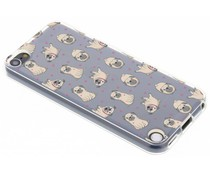 Pug LoveTPU hoesje iPod Touch 5g / 6