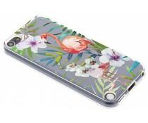 Flamingo design TPU hoesje iPod Touch 5g / 6g