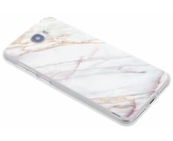 Marmer designTPU hoesje Huawei Y5 2 / Y6 2 Compact