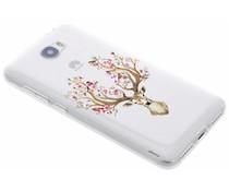 Hert TPU hoesje Huawei Y5 2 / Y6 2 Compact