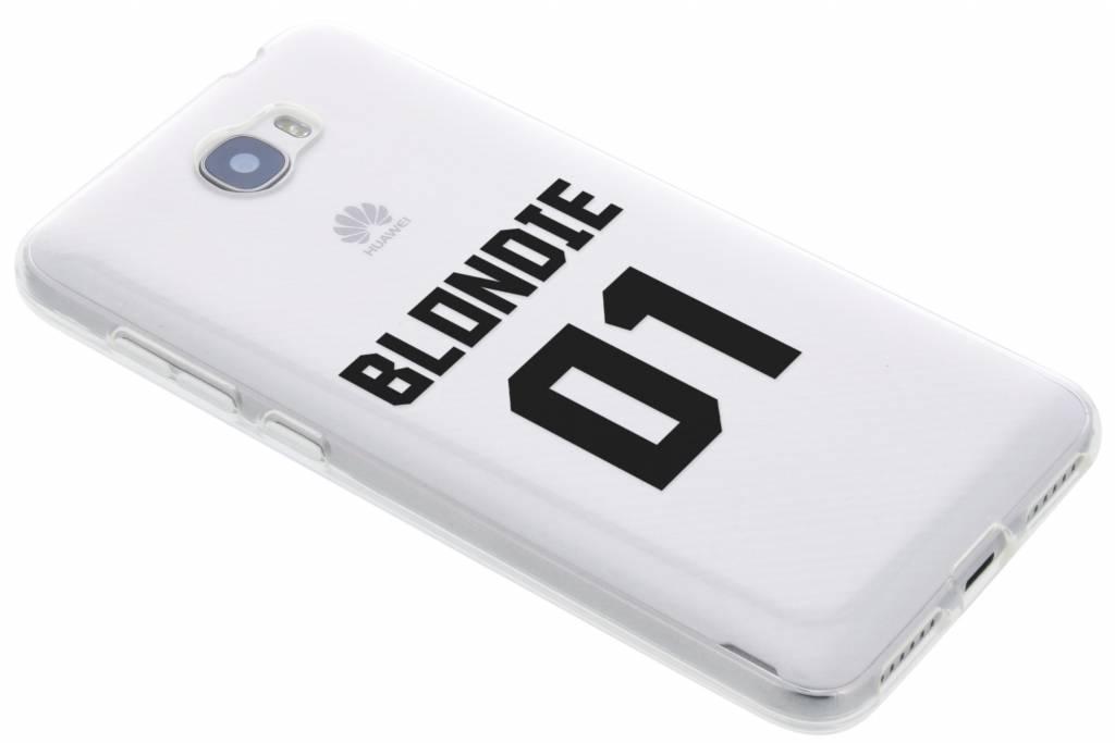 BFF Blondie Love TPU hoesje voor de Huawei Y5 2 / Y6 2 Compact