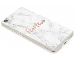 Quote design TPU hoesje Huawei Y6