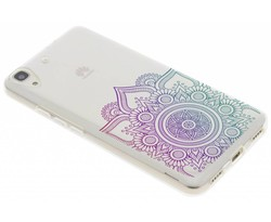 Mandala design TPU hoesje Huawei Y6