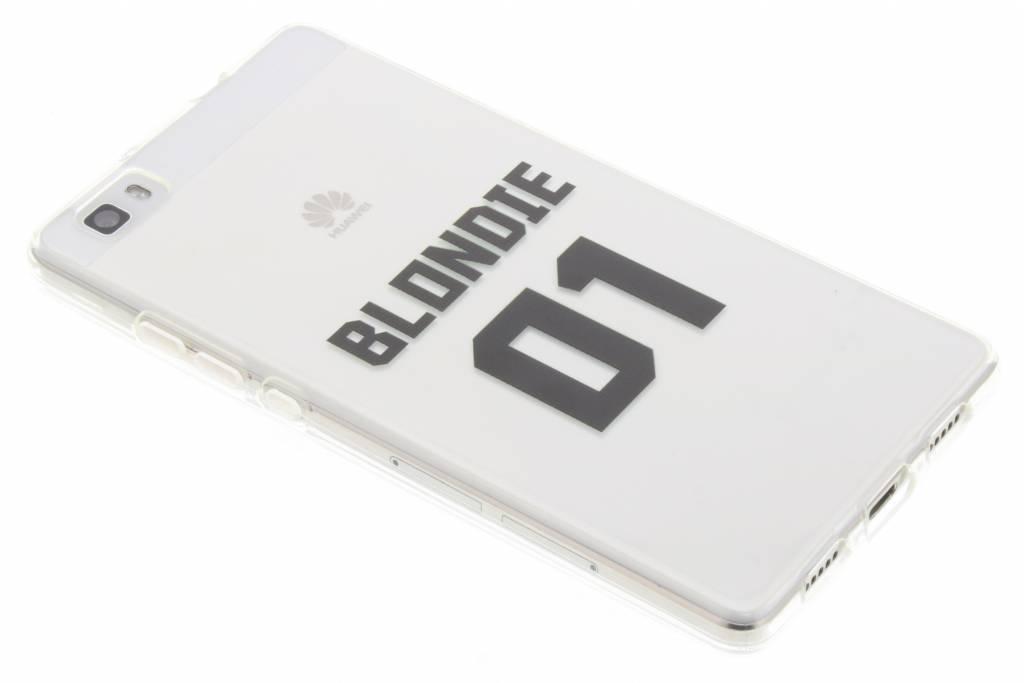 BFF Blondie Love TPU hoesje voor de Huawei P8 Lite