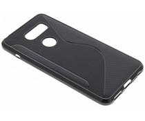 Zwart S-line TPU hoesje LG V30