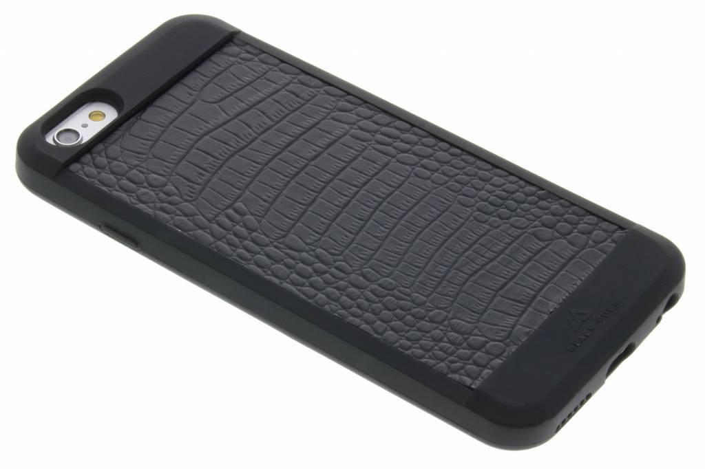 Black Rock Material Croco Cover voor deiPhone 6 / 6s - Zwart