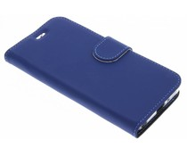 Accezz Blauw Wallet TPU Booklet LG Q6