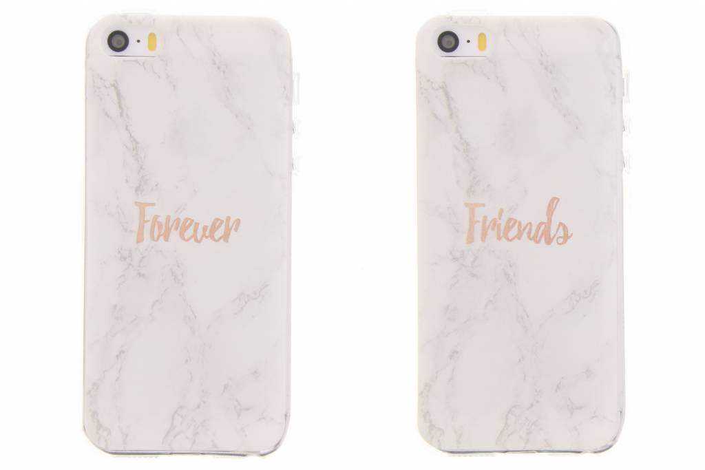 Best Friends Forever Tpu Hoesje Iphone 5 5s Se