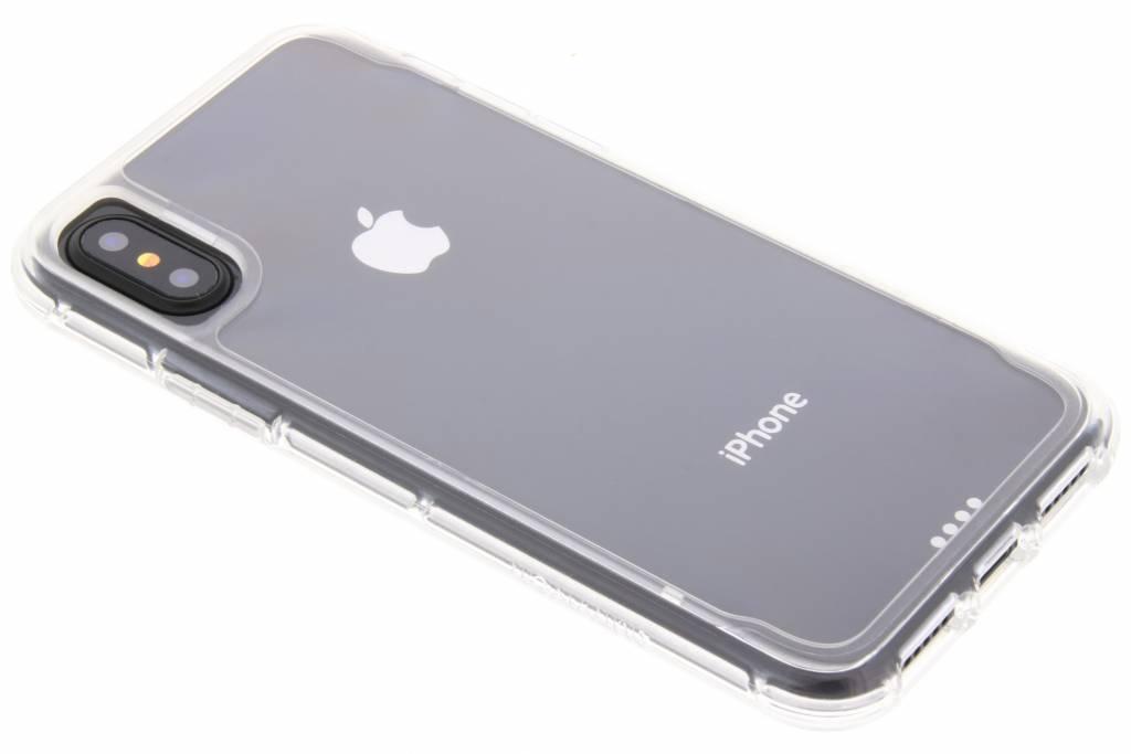 Transparante Survivor Clear Case voor de iPhone X