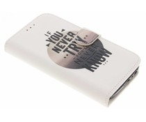 Design TPU booktype hoes Samsung Galaxy A3 (2017)