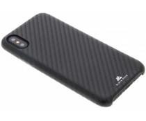 Black Rock Zwart Flex Carbon Case iPhone Xs / X