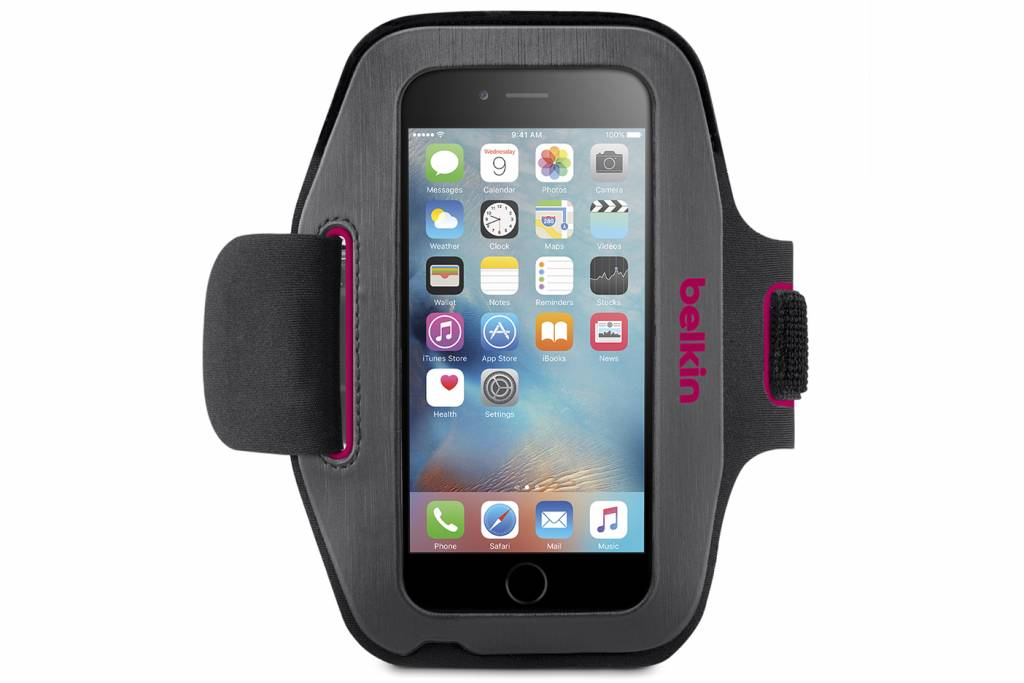 Belkin Sport-Fit armband voor de iPhone 6 / 6s - Grijs
