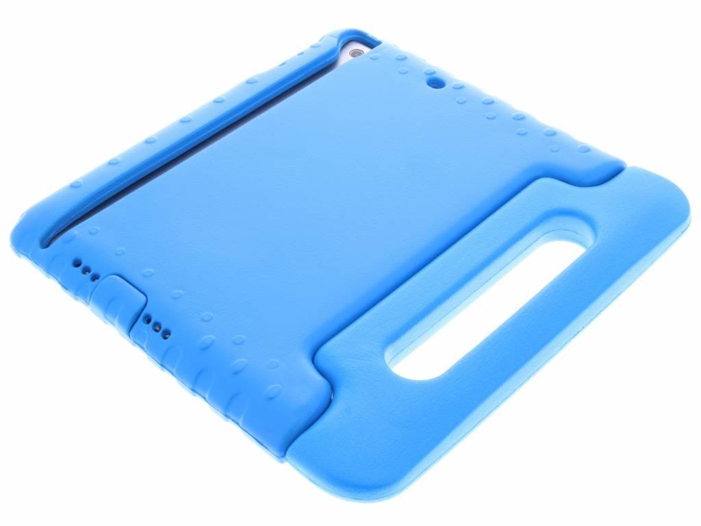 Blauwe tablethoes met handvat kids-proof voor de iPad Mini / 2 / 3