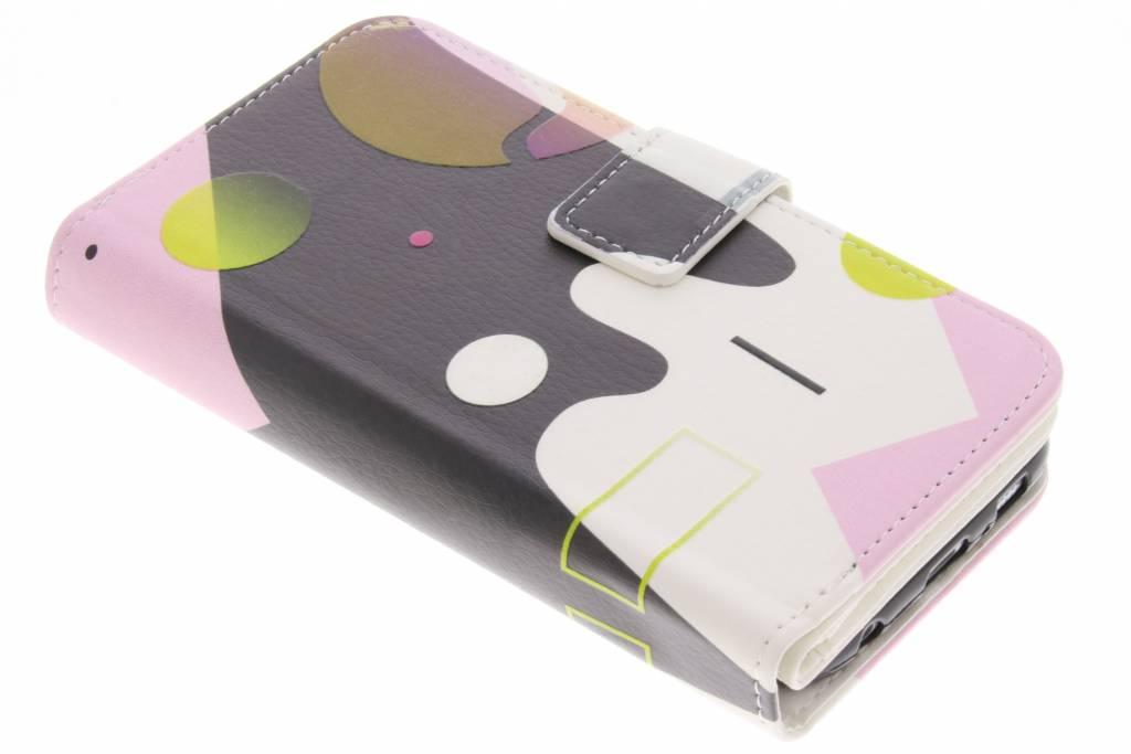 Art design TPU portemonnee voor de Samsung Galaxy S6