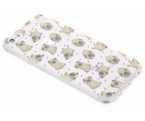 Pug LoveTPU hoesje iPhone 6 / 6s