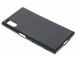 Zwart gel case Sony Xperia XZ / XZs