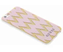 Guess Chevron Gel Case iPhone 6 / 6s