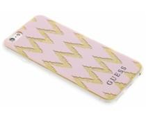 Guess Chevron Gel Case iPhone 6 / 6s