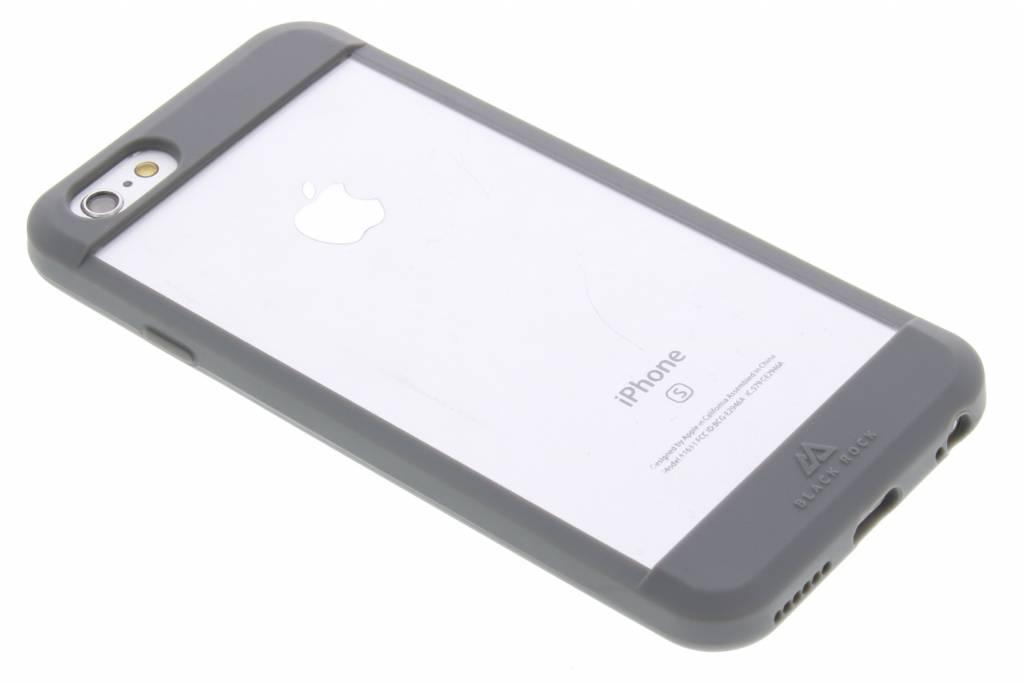 Black Rock Material Clear Case voor de iPhone 6 / 6s - Grey