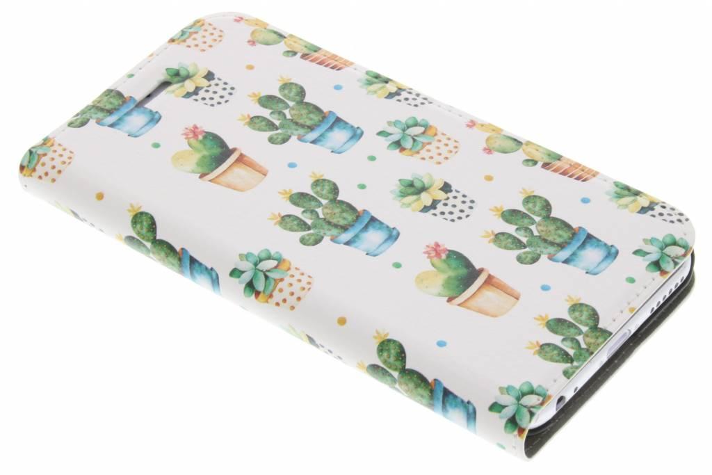 Cactus Design Booklet voor de iPhone 6 / 6s
