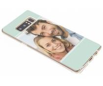 Ontwerp uw eigen Samsung Galaxy Note 8 gel hoesje (bedrukt)