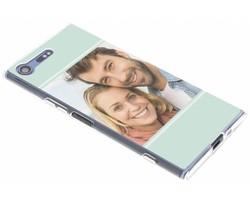 Ontwerp uw eigen Sony Xperia XZ Premium gel hoesje (bedrukt)