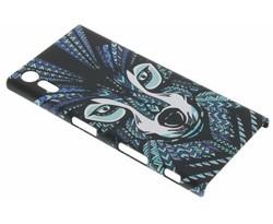 Aztec animal design hardcase Sony Xperia XZ / XZs