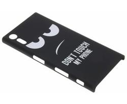 Design hardcase hoesje Sony Xperia XZ / XZs