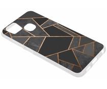 Design TPU hoesje Asus Zenfone 3 Zoom / Zoom S