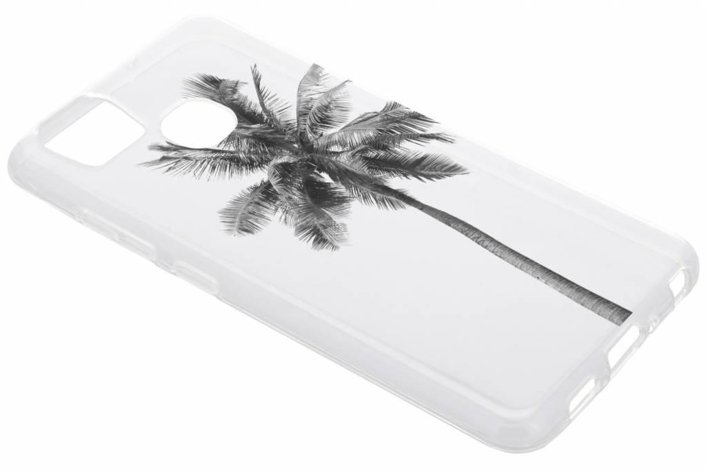 Palmtree design TPU hoesje voor de Asus Zenfone 3 Zoom / Zoom S