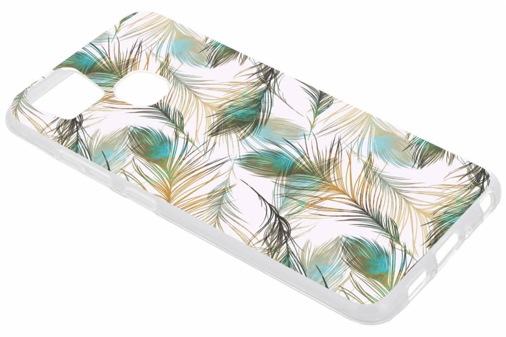 Feathers design TPU hoesje voor de Asus Zenfone 3 Zoom / Zoom S