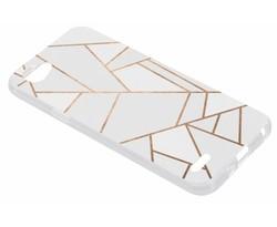 Design TPU hoesje LG Q6