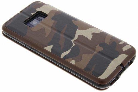 Housse Portefeuille Noir Mince Pour Samsung Galaxy S8 SDBPbFwDXU