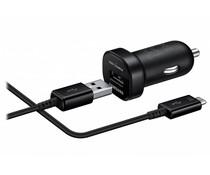 Samsung Car Charger Mini 2A + Micro-USB naar USB-kabel 1,5m