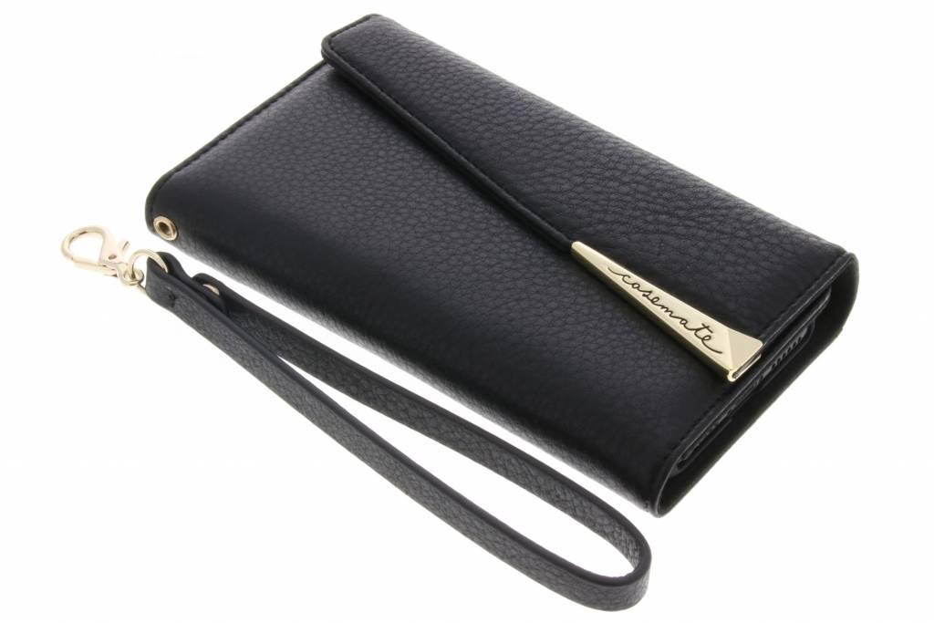 Case-Mate Zwarte Folio Wristlet voor de iPhone Xs / X