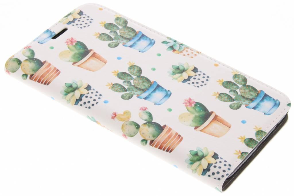 Cactus Design Booklet voor de OnePlus 5