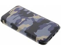 Blauw Army Slim Folio Case OnePlus 3 / 3T