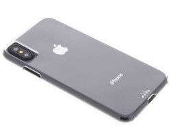 Case-Mate Transparant Barely There hardcase iPhone X
