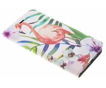 Flamingo Design Booklet HTC U11