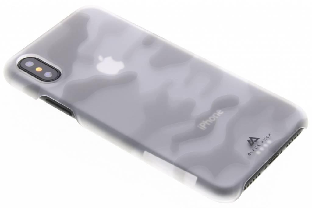 Black Rock Transparante Camouflage Case voor de iPhone X