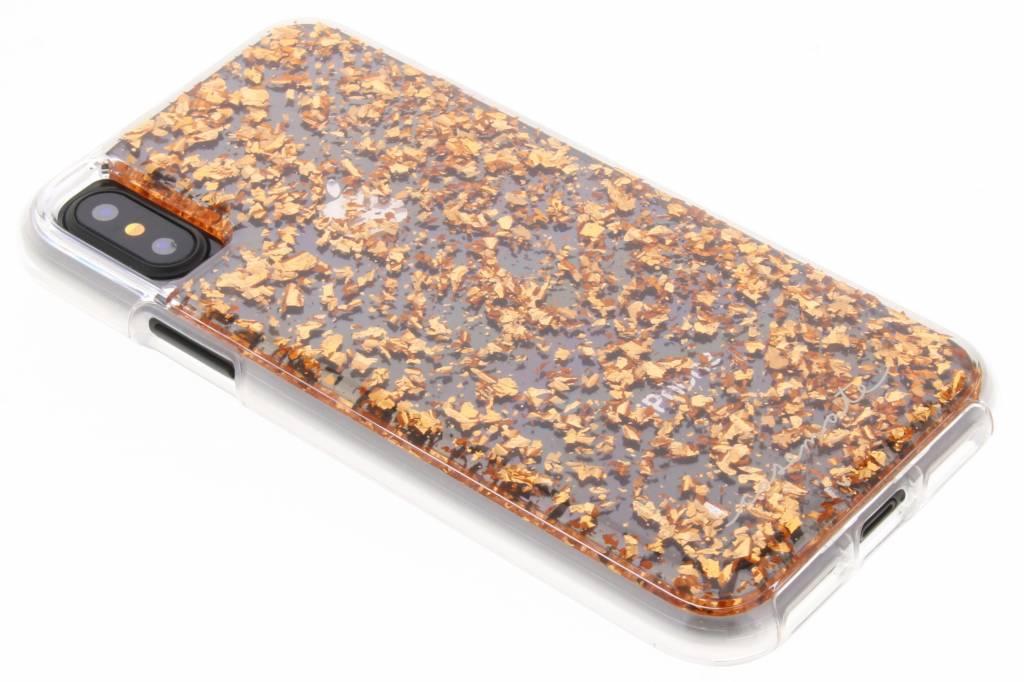Case-Mate Rosé Gouden Karat Case voor de iPhone Xs / X