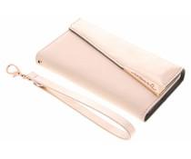 Case-Mate Rosé Goud Folio Wristlet iPhone X