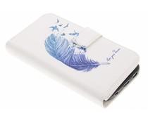 Design TPU portemonnee Samsung Galaxy S6