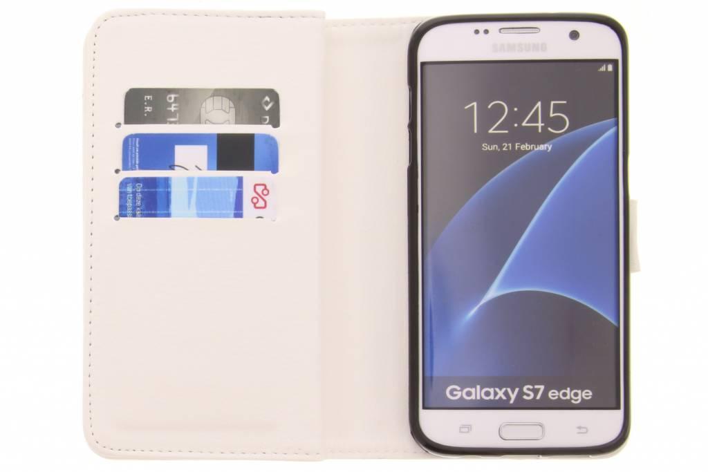 Design Sea Portefeuille Pour Tpu Bord Samsung Galaxy S eb0iuGp