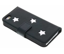 Fabienne Chapot Silver Reversed Star Booktype iPhone 5 / 5s / SE
