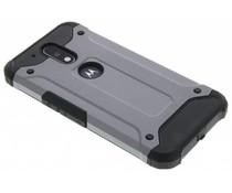 Grijs rugged Xtreme Case Motorola Moto G4 (Plus)