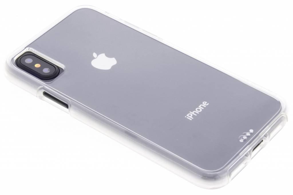 Case-Mate Transparante Naked Tough Case voor de iPhone Xs / X