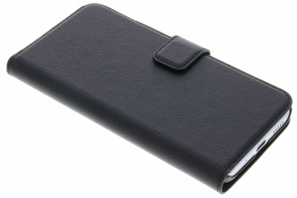 Be Hello Zwarte Wallet Case voor de HTC 10
