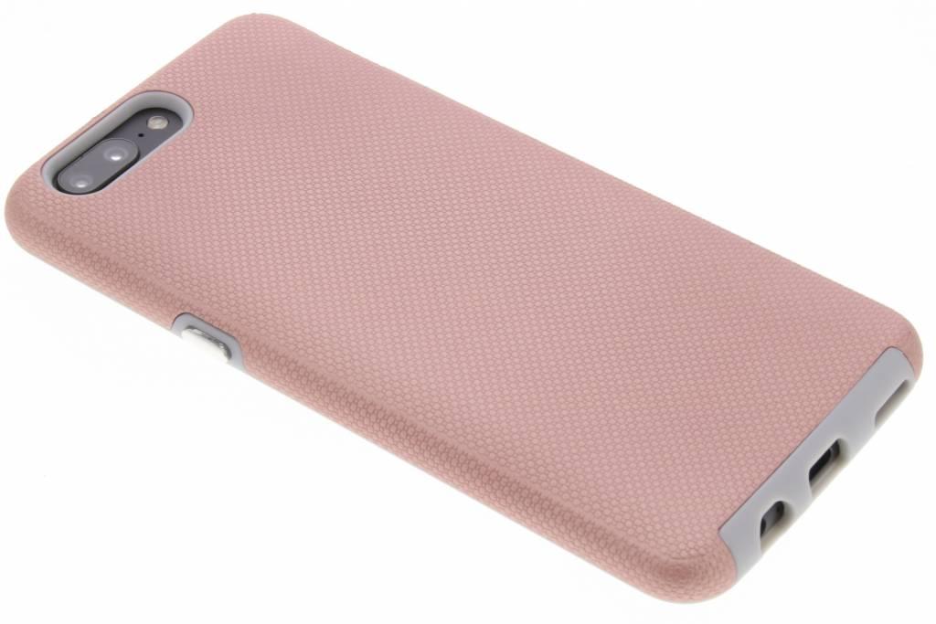 Accezz Rosé Gouden Xtreme Cover voor de OnePlus 5