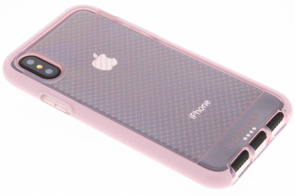 Tech21 Evo Check iPhone X Roze